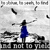 Random image: original picture by cambiodefractal (24) - quote by Alfred Lord Tennyson
