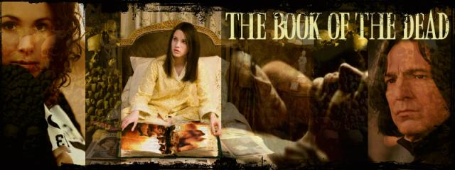 banner for 'The Book of the Dead""